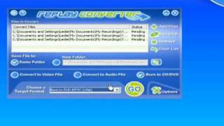 Flv To Dvd: How To Burn Flash .flv  To Dvd  Tutorial