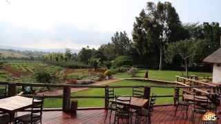 preview picture of video 'Ngorongoro Farmhouse Lodge Tanzania | Safari365'