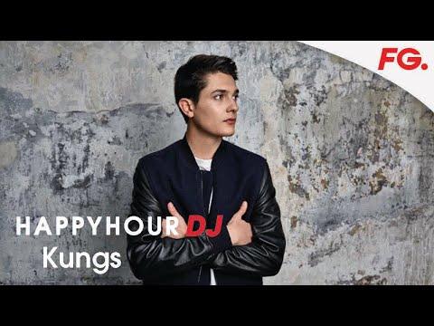 KUNGS | HAPPY HOUR DJ | LIVE DJ MIX & INTERVIEW | RADIO FG