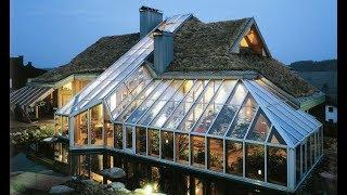Солнце (через крышу) дом отапливает ночью: Пассивное солнечное отопление