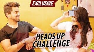 Heads Up Challenge with Zain Imam & Aditi Rathore | Naamkarann