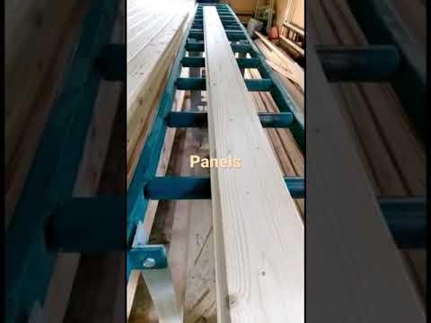 Rectangle Spruce Wood Lumber