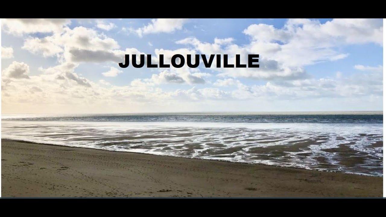 Webcam en direct de la plage de Jullouville-les-Pins, plage abritée par la Baie du Mont-Saint-Michel