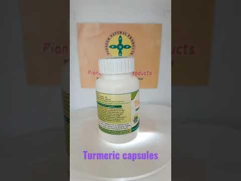 Turmeric Capsule