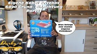 AVM Fritz!Box 6490 Cable Grund  Einrichtung -was bringt mir meine eigene Fritzbox?