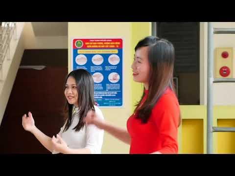 Video bài tập thể dục giữa giờ của đoàn viên Công đoàn trường Mầm non Lê Lợi - thành phố Bắc Giang