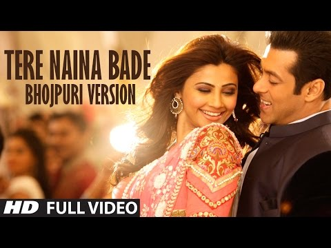 Tere Naina Bhojpuri Version | Jai Ho Full Video Song | Salman Khan, Daisy Shah Mrjatt Download