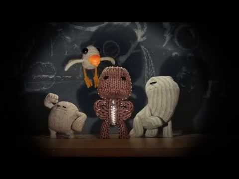 Видео № 0 из игры LittleBigPlanet 3 (Англ. Яз.) (Б/У) [PS3]