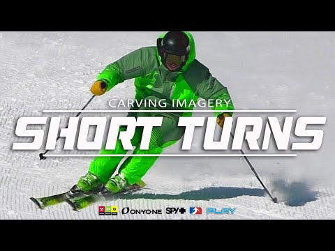 SHORT TURNS | Carving Imagery