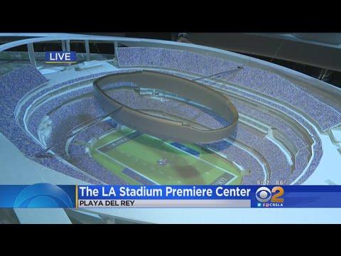 Gradnja najskupljeg NFL stadiona na svijetu