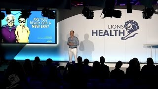 WE100 Movement introduced by Atilla Cansun | CMO Consumer Health @Cannes