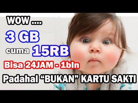 """Video Kode PAKET INTERNET MURAH BANGET, """"Telkomsel Sakti"""" Mah Lewat !!!"""