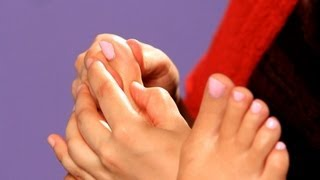 10 Techniques for Infertility | Reflexology