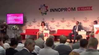 Сергей Чернышев: капитализация мощности (10.07.2014, Иннопром)