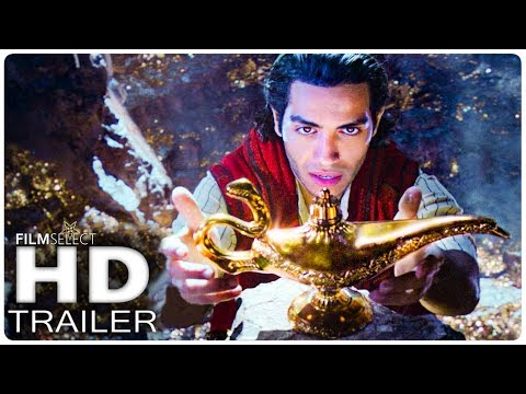 Here's A First Look At The New 'Aladdin' Trailer! Watch!