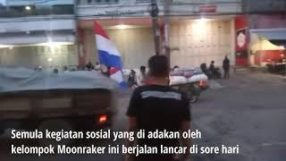 Detik Detik Bentrokan Moonraker dan XTC di Wilayah Kopo Bandung