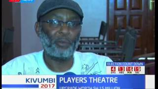 Nakuru Players Theatre gets a Ksh 1.5 million upgrade