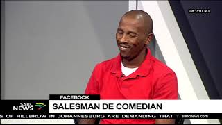 The Combo Comedy Show with Sifiso Nene