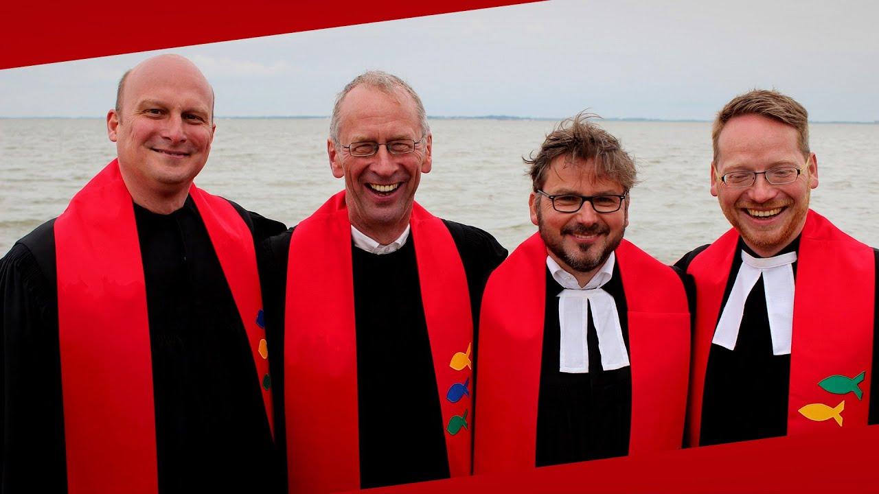 Taufe am Südstrand in Wilhelmshaven