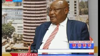 Mwenyekiti wa NCIC-Francis Ole Kaparo aongelea suala la uwiano na uhasama katika uchaguzi: Jukwaa p4