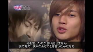 SS501 KIM HYUN JOONG MV39~congrats編~