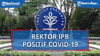 Rektor IPB Arif Satria Positif Covid-19, Bima Arya Beberkan Kondisinya Saat Ini
