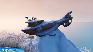 Fortnite Battle Royale - Dance on Top of a Submarine Location Guide (Season 7 Challenge)