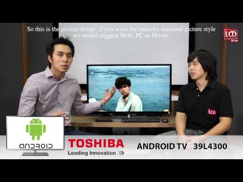 Review : Toshiba Android TV L4300VT