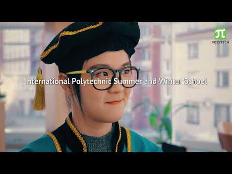 Polytech Intro Movie in English