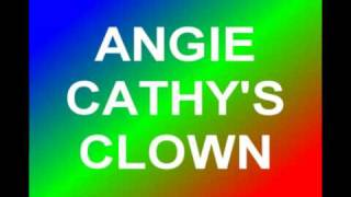 Angie - Cathy's Clown