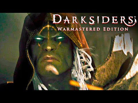DARKSIDERS - Pelicula Completa Español HD 1080p | Darksiders Warmastered Edition