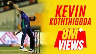Sri Lanka's newest unorthodox, mystery spinner - Kevin Koththigoda
