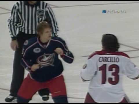 Derek Dorsett vs. Dan Carcillo