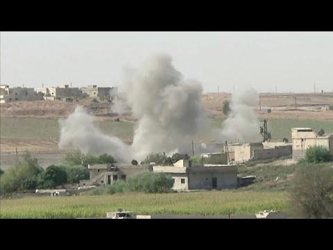 Συρία: Στρατεύματα της Δαμασκού εισήλθαν στα βορειοανατολικά…