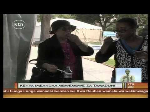 Kenya yaandaa mbwembwe za tamaduni nchini Marekani