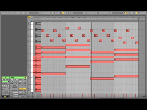 Writing an EDM Melody in A-Minor Scale (Music Theory, Hacks, Tricks)