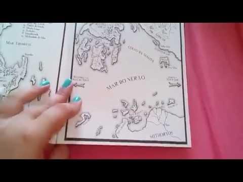 Review Livro O festim dos corvos -edi. Leya