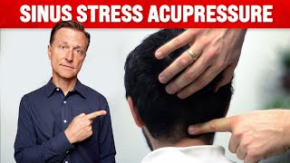 How to Get Rid of Sinus Congestion? – Accupressure for Sinus – Dr.Berg
