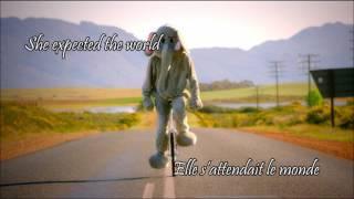PARADISE| Coldplay Lyrics In FrenchEnglish| PARADIS Traduction En Français
