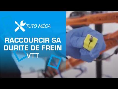 PROBIKESHOP   TUTO : Comment raccourcir une durite de frein VTT ?