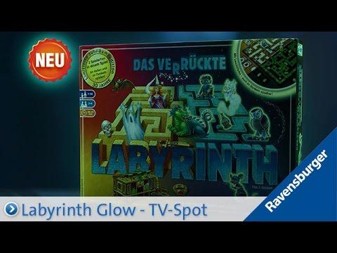 Spieletrailer Das verrückte Labyrinth - Vorschaubild