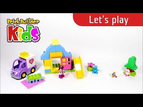 Vidéo LEGO Duplo 10606 : La clinique de Docteur La Peluche