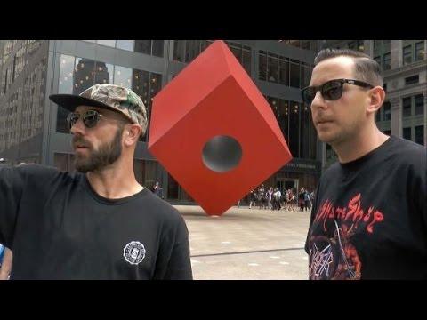 Skaters In Cars: Zered Bassett | X Games