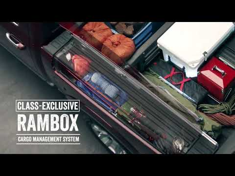YouTube Video of the Ram Trucks RamBox is available in Australia
