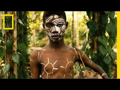 Inside a Lost African Tribe Still Living in India Today