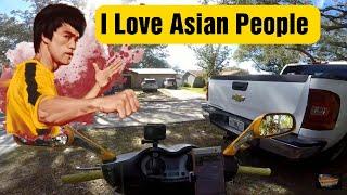 Motovlog I love Asian People #Florida #Scootervlogs #gy6 #vlog #hubsan #zino #fpv #walterrific