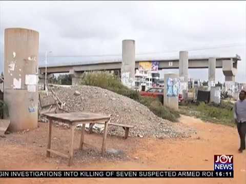 Abandoned Footbridges - The Pulse on JoyNews(20-7-18)