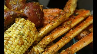 Easy Crab Boil Oven Bags