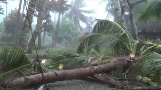 Actual Footage of Super Typhoon Yolanda, Tagbubunga, November 8, 2013