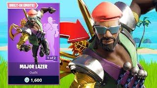 New Major Lazer Skin & Solo Cash Cup Tournament! (Fortnite Battle Royale)